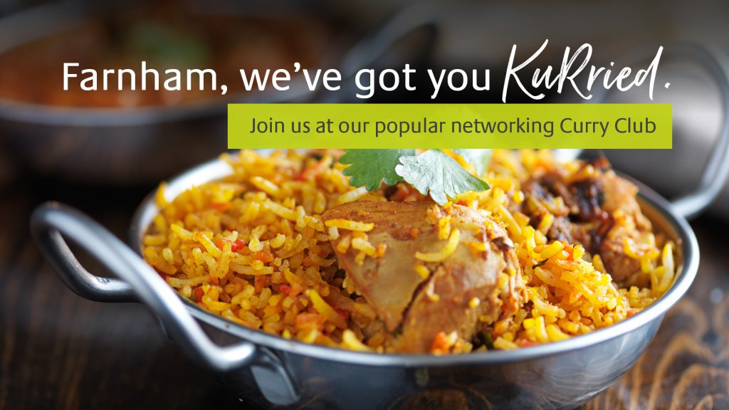 KuRried networking event