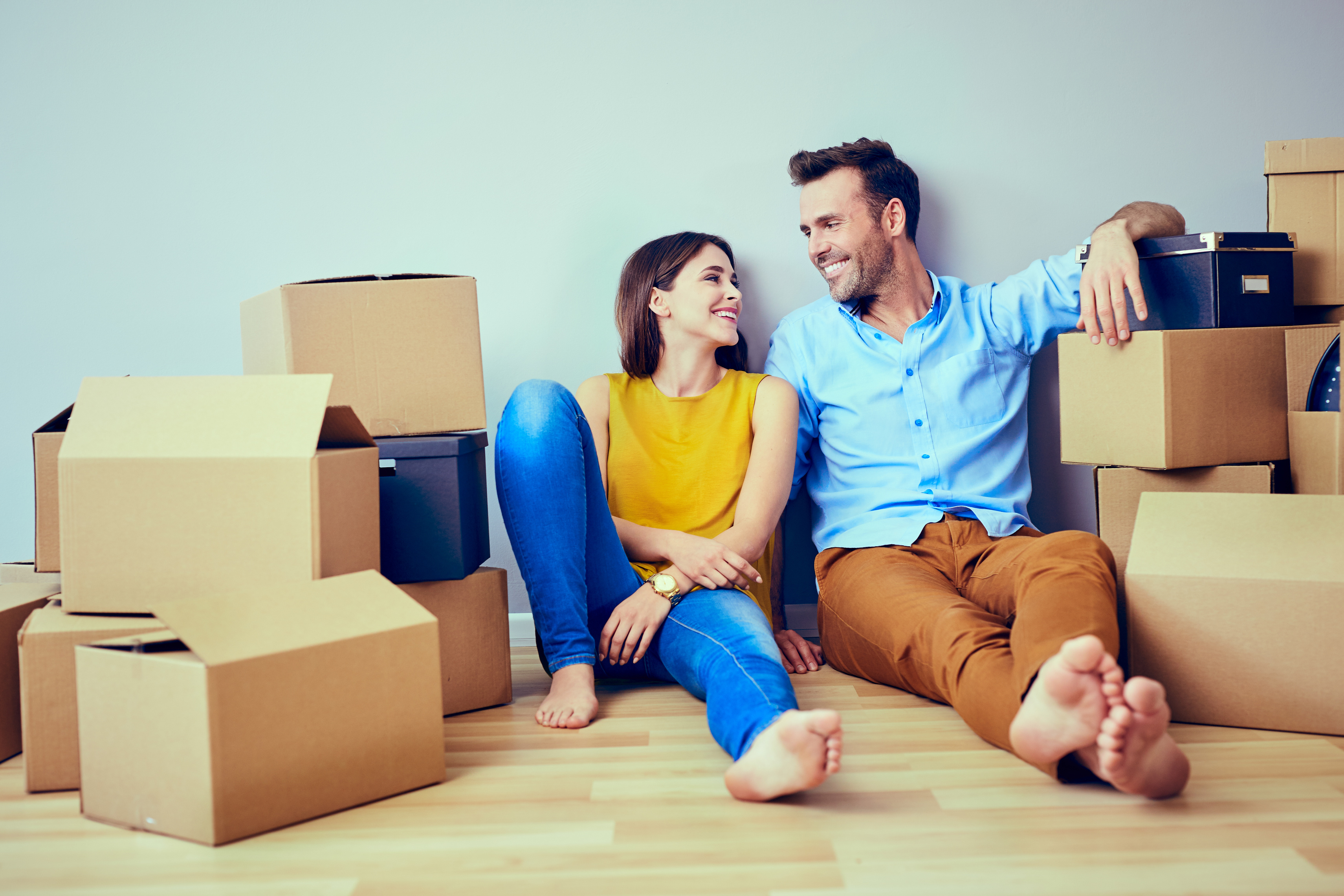 Living together in freehold or leasehold property